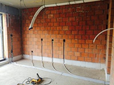 Elektrische installatie eengezinswoning