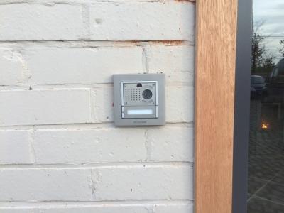 IP videofoon met doorschakeling naar GSM